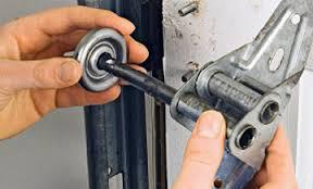 Garage Door Tracks Repair Humble